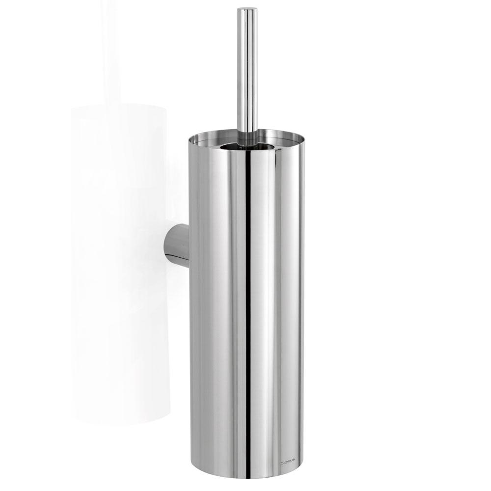 Gut Blomus Duo Design WC-Bürste mit Wandhalter Toilettenbürste  DJ97