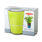 zum Artikel Rosti Mepal Hydro Kräutertopf mittel eos lime grün - Kräuter-Topf Blumentopf