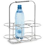 zum Artikel Blomus Wires Design Flaschenkorb Flaschenständer Edelstahl-Optik