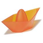 zum Artikel Koziol AHOI Zitruspresse Zitronenpresse Orangenpresse orange transparent