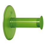 zum Artikel Koziol WC-Rollenhalter Toilettenpapier-Halter Plugn Roll transparent grün