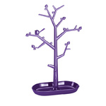 zum Artikel Koziol Schmuckbaum Schmuckständer PI:P L pflaume lila transparent groß