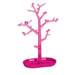 zum Artikel Koziol Schmuckbaum Schmuckständer PI:P L pink transparent groß