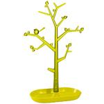 zum Artikel Koziol Schmuckbaum Schmuckständer PI:P L olivgrün transparent groß