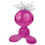 zum Artikel Koziol Curly Klammerspender transparent-pink