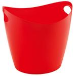 zum Artikel Koziol Utensilo Bottichelli XL extragroß Zuber Pflanzgefäß Kiste Box strawberry rot