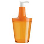 zum Artikel Koziol Design Seifenspender Flow transparent orange