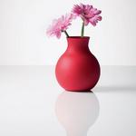 zum Artikel Menu Gummivase Vase rot klein