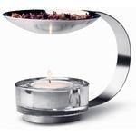 zum Artikel Menu aromatische Duftlampe Aromalampe Aromalicht Edelstahl-Glas