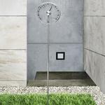 zum Artikel ODIN E&W Garden Disc Glass Edelstahl Design-Gartenthermometer Thermometer