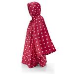 zum Artikel reisenthel mini maxi poncho rote Punkte / ruby dots - Regenjacke Regenschutz Fahrradponcho