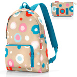 zum Artikel reisenthel mini maxi rucksack funky dots 1 - MiniMaxi Reisetasche