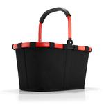 zum Artikel reisenthel carrybag frame red / black - Design Einkaufskorb Korb
