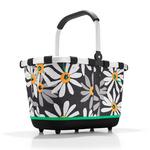 zum Artikel reisenthel carrybag 2 margarite - Design Einkaufskorb Korb Bag carrybag2