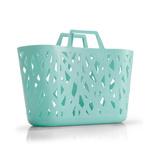 zum Artikel reisenthel nestbasket ice blue blau Kunststoff Einkaufskorb Einkaufstasche