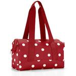 zum Artikel reisenthel allrounder S Reisetasche Tasche rote Punkte ruby dots