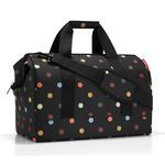 zum Artikel reisenthel allrounder L farbige Punkte / color dots Reisetasche Sporttasche Tasche