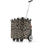 zum Artikel reisenthel carrycruiser Trolley baroque-taupe barock-braungrau