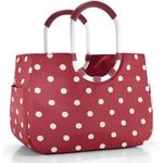 zum Artikel reisenthel loopshopper L Einkaufstasche rote Punke ruby dots