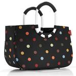 zum Artikel reisenthel loopshopper M Einkaufstasche dots farbige Punkte