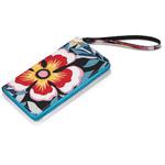 zum Artikel reisenthel wallet 1 flower - Design Damen Geldbörse Portemonnaie Geldbeutel