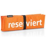 zum Artikel reisenthel seatpad reserviert Sitzkissen orange gelb