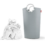 zum Artikel reisenthel looplaundry grau grey - Wäschebox Wäschetonne