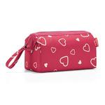 zum Artikel reisenthel travel cosmetic hearts - Kulturtasche Beautycase Kosmetiktasche
