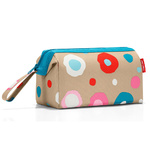 zum Artikel reisenthel travel cosmetic funky dots 1 - Kulturtasche Beautycase Kosmetiktasche