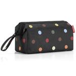 zum Artikel reisenthel travel cosmetic farbige Punkte / color dots - Kulturtasche Beautycase Kosmetiktasche