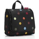 zum Artikel reisenthel toiletbag Reisekosmetik L Kulturtasche Kulturbeutel farbige Punkte / color dots