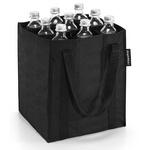 zum Artikel reisenthel bottlebag schwarz - Flaschenkorb Flaschentasche