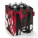 zum Artikel reisenthel bottlebag Ringe / rings - Flaschenkorb Flaschentasche